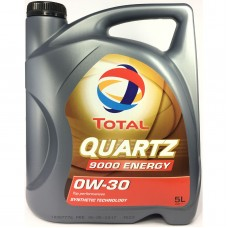 TOTAL QUARTZ 9000 ENERGY 0W-30 - 5L