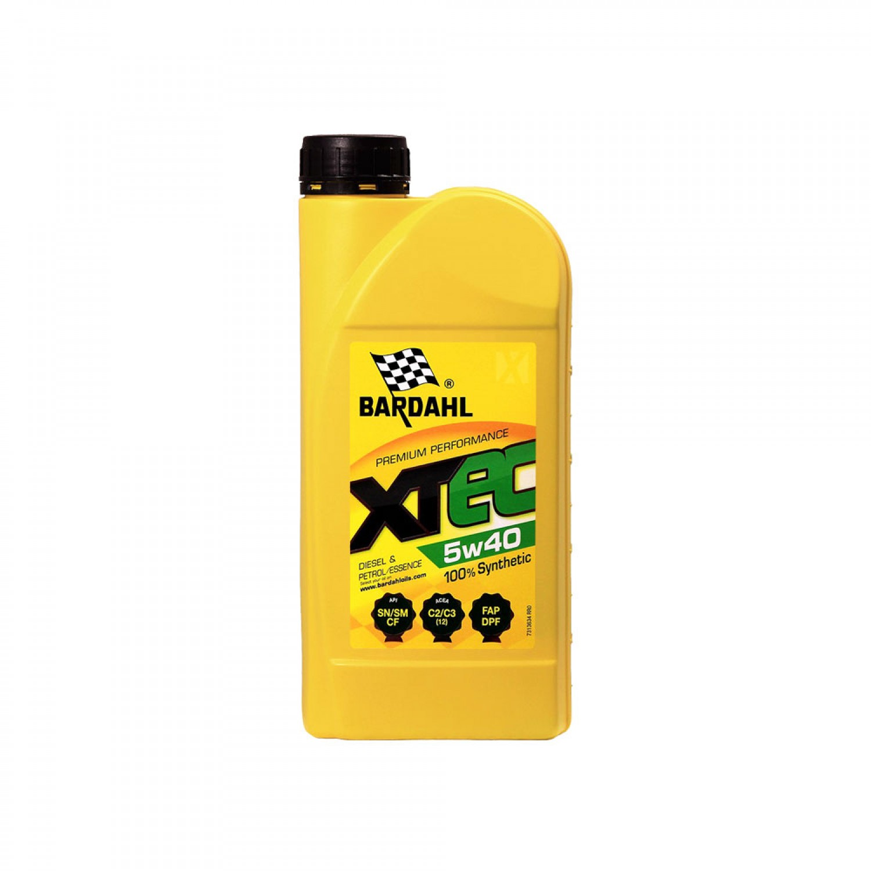 BARDAHL XTEC 5W-40 C2-C3 - 1L