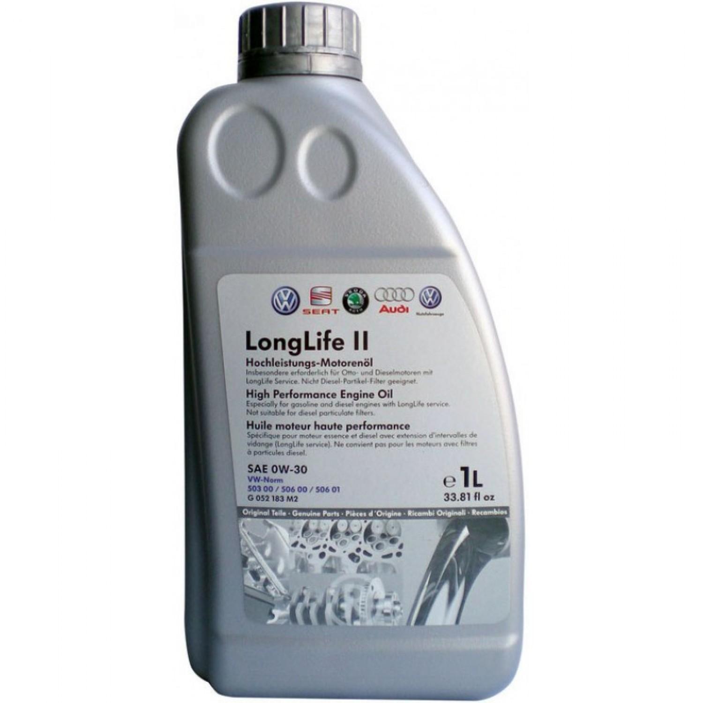 VAG LONGLIFE II 0W-30 - 1L