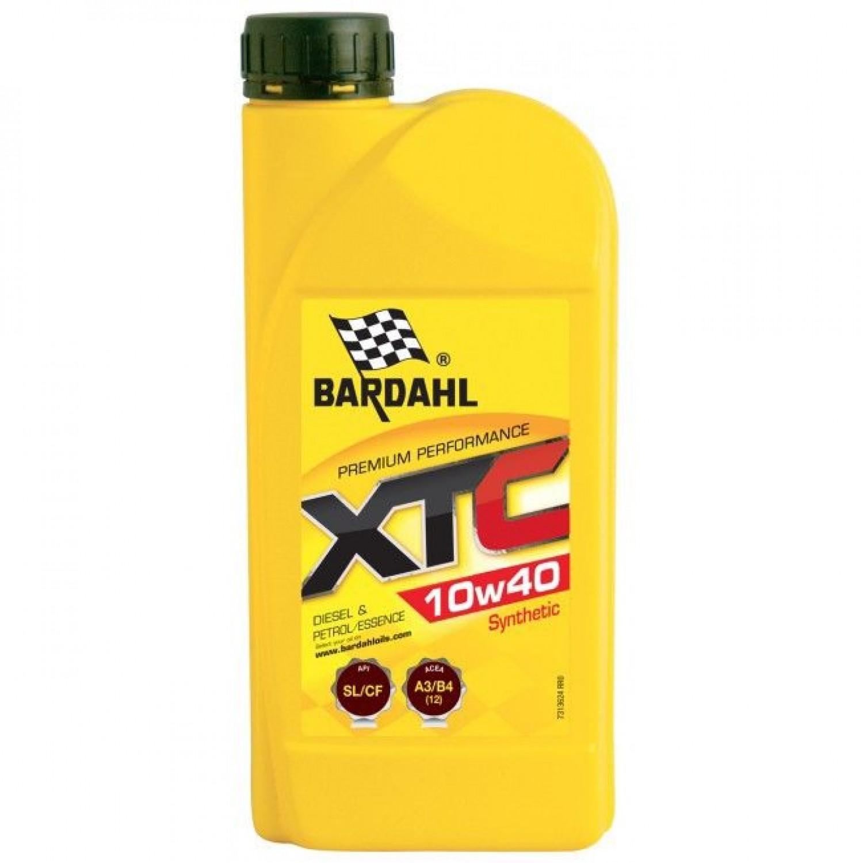 BARDAHL XTC 10W-40 - 1L