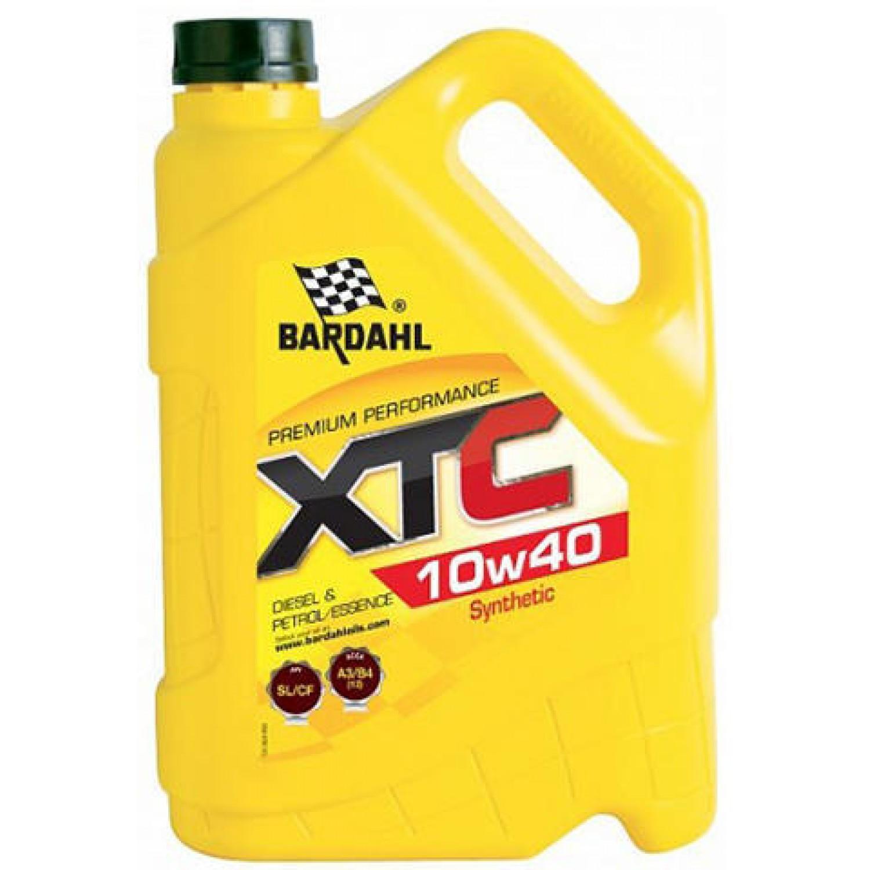 BARDAHL XTC 10W-40 - 4L