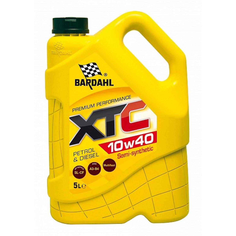 BARDAHL XTC 10W-40 - 5L