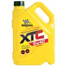 BARDAHL XTC 5W-40 - 4L