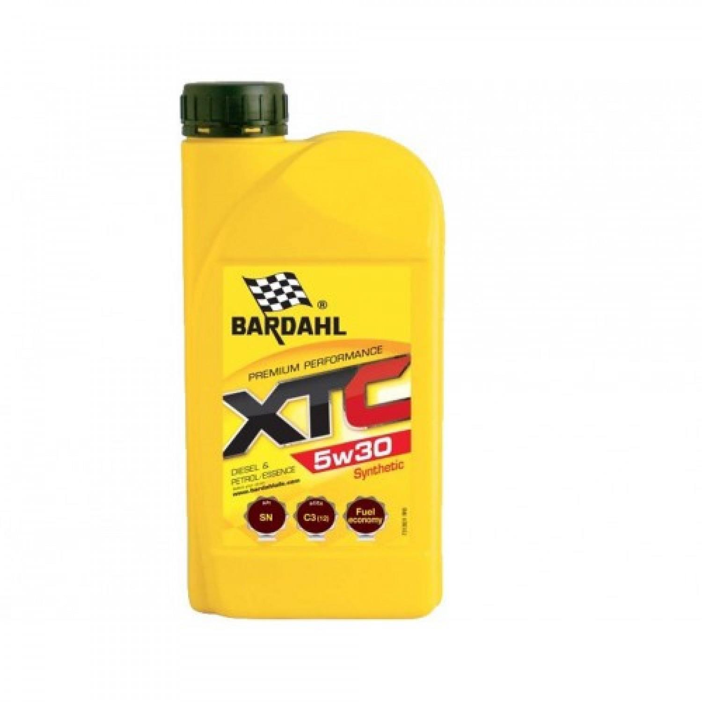 BARDAHL XTC 5W-30 C3-12 - 1L