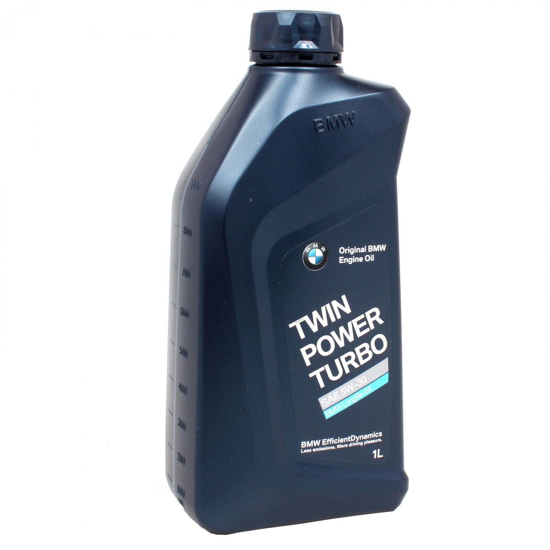 BMW TWIN POWER TURBO 5W-30 - 1L