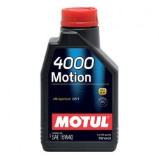 MOTUL 4000 MOTION 15W-40 - 1L