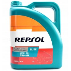 REPSOL ELITE 50501 TDI 5W-40 - 5L