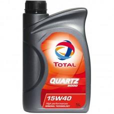TOTAL QUARTZ 5000 15W-40 - 1L